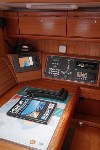 Discover Balearic Islands surroundings on this Bavaria 50 Cruiser Bavaria Yachtbau boat