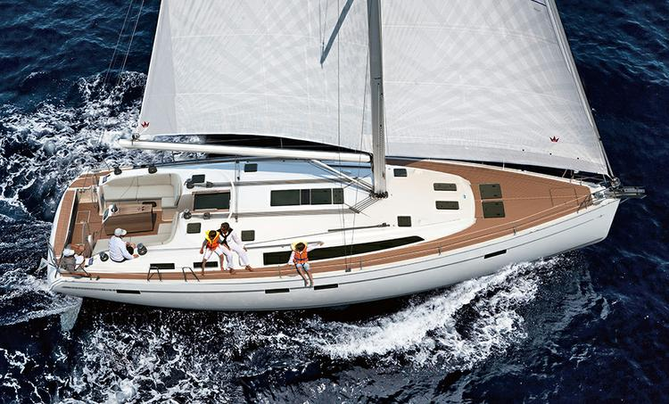 Enjoy Campania to the fullest on our Bavaria Yachtbau