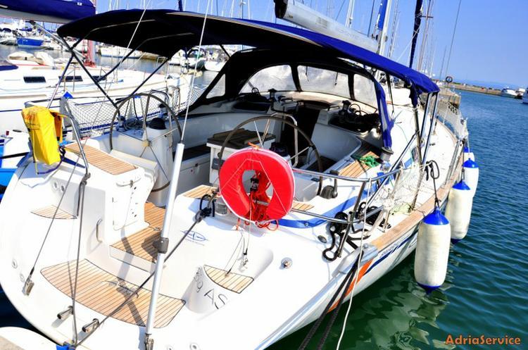 Bavaria Yachtbau's 51.0 feet in Primorska