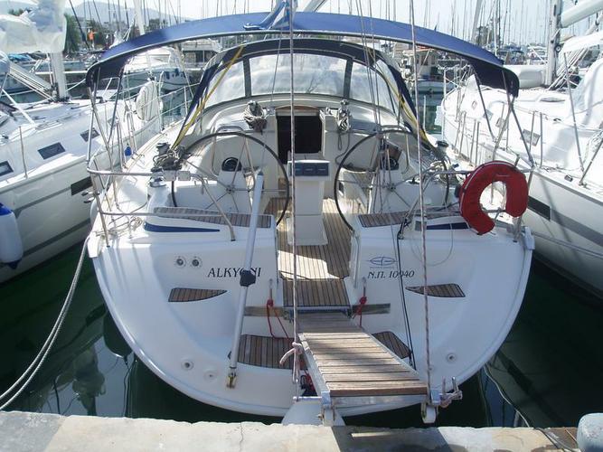 Discover Ionian Islands surroundings on this Bavaria 50 Cruiser Bavaria Yachtbau boat