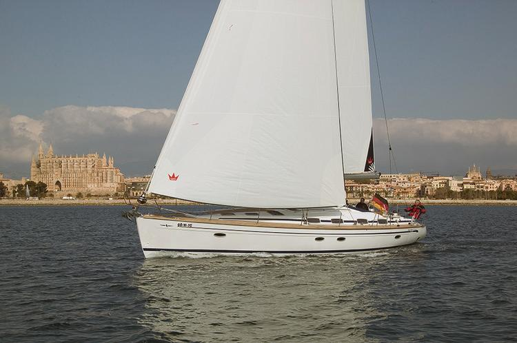 Enjoy luxury and comfort on this Bavaria Yachtbau in Sicily