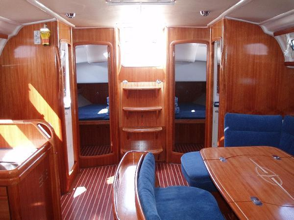 Discover Dodecanese surroundings on this Bavaria 50 Cruiser Bavaria Yachtbau boat