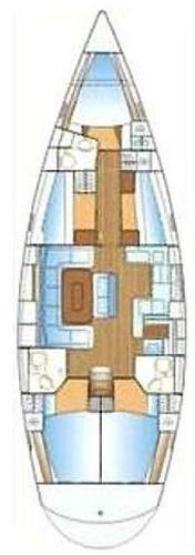 Discover Saronic Gulf surroundings on this Bavaria 50 Cruiser Bavaria Yachtbau boat
