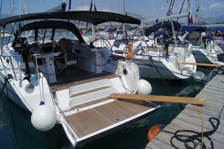 Boat for rent Bavaria Yachtbau 51.0 feet in Marina Mandalina, Sibenik, Croatia