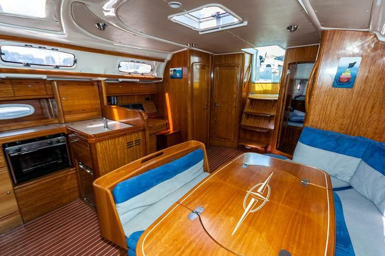 Discover Zadar region surroundings on this Bavaria 50 Cruiser Bavaria Yachtbau boat