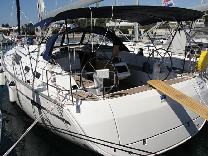 Discover Zadar region surroundings on this Bavaria Cruiser 51 Bavaria Yachtbau boat