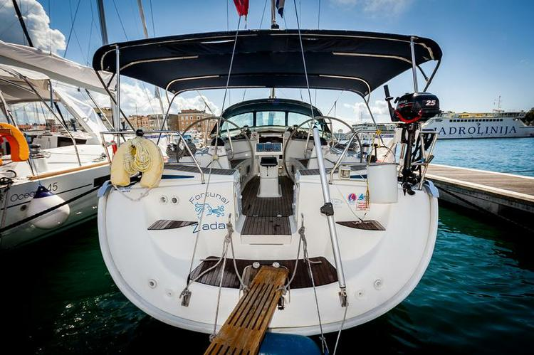 Boat for rent Bavaria Yachtbau 51.0 feet in Marina Tankerkomerc, Zadar, Croatia