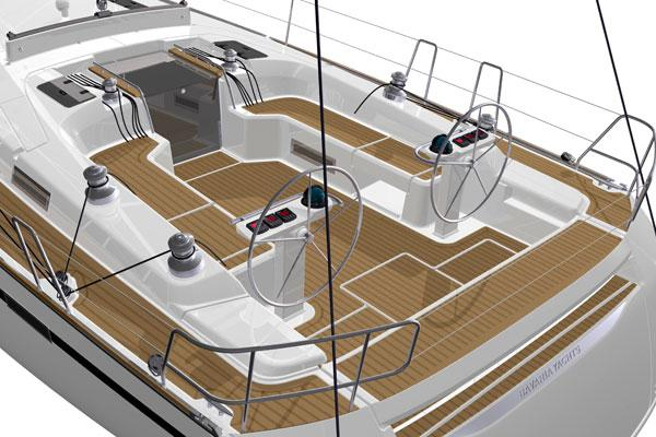 Discover Split region surroundings on this Bavaria Cruiser 55 Bavaria Yachtbau boat