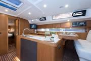 This 54.0' Bavaria Yachtbau cand take up to 11 passengers around Split region
