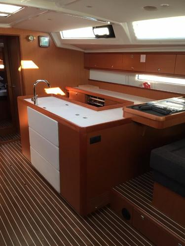 Discover Split region surroundings on this Bavaria Cruiser 56 Bavaria Yachtbau boat