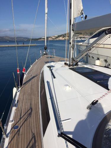 Bavaria Yachtbau's 54.0 feet in Split region