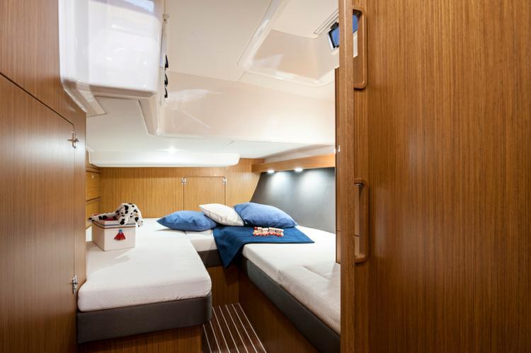 Boat for rent Bavaria Yachtbau 54.0 feet in Marina Sangulin, Biograd, Croatia