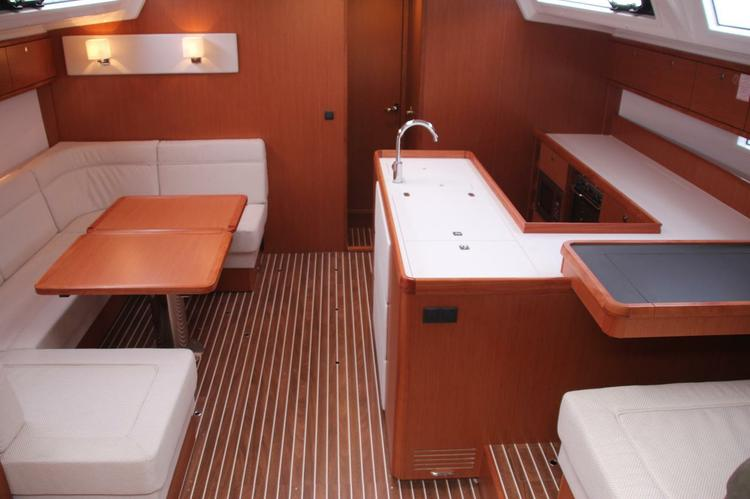 Discover Zadar region surroundings on this Bavaria Cruiser 56 Bavaria Yachtbau boat