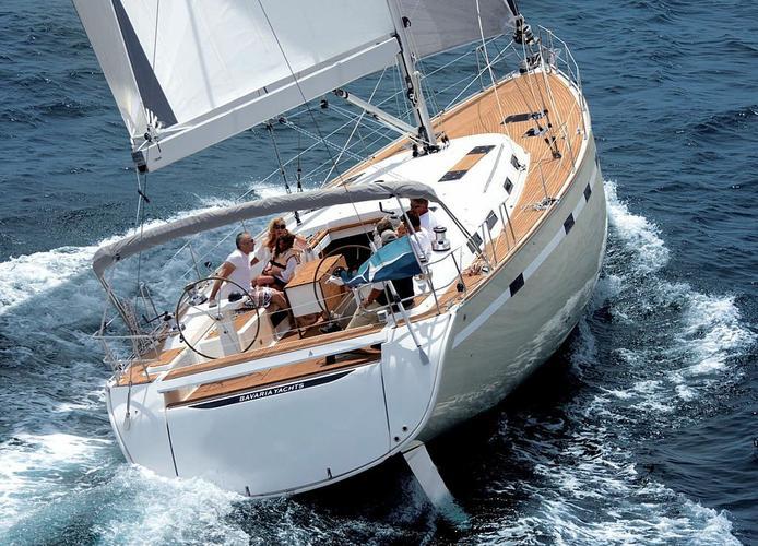 54.0 feet Bavaria Yachtbau in great shape