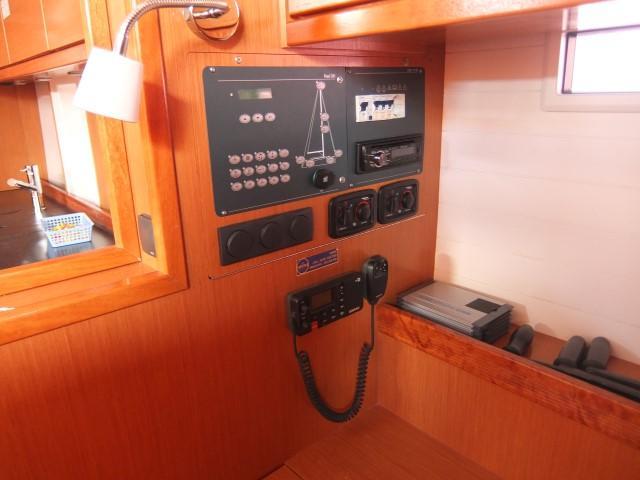 This 54.0' Bavaria Yachtbau cand take up to 12 passengers around Zadar region
