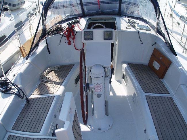 Boat for rent Bénéteau 35.0 feet in Kos - Marina Kos,