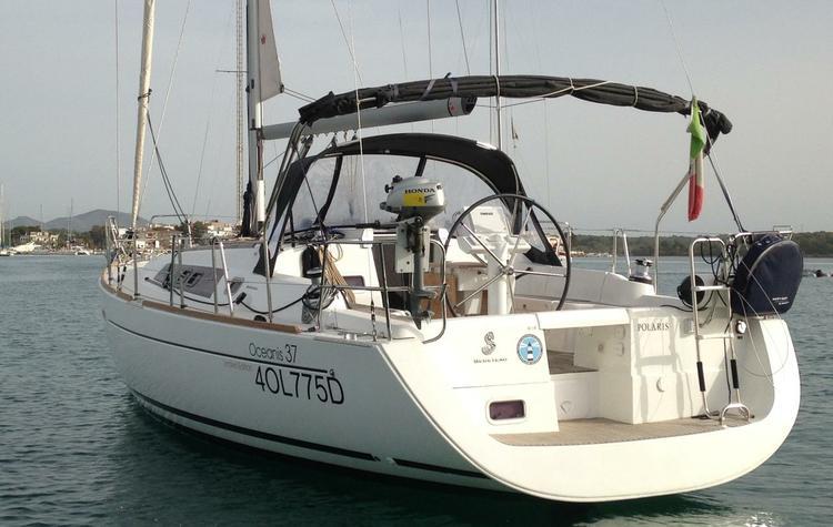 Bénéteau's 37.0 feet in Balearic Islands