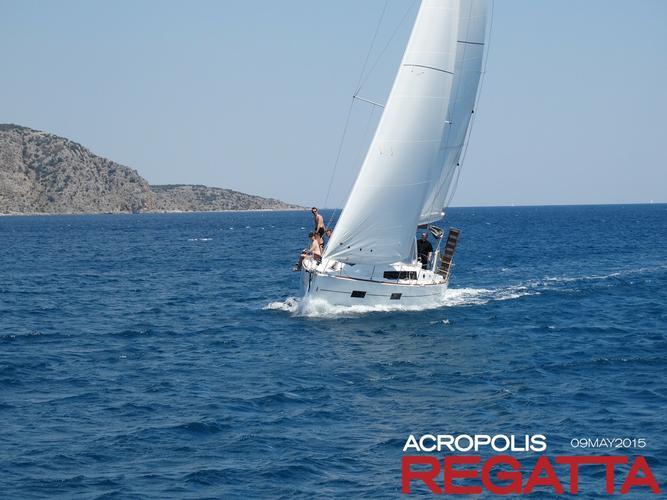 Boating is fun with a Beneteau in Saronic Gulf