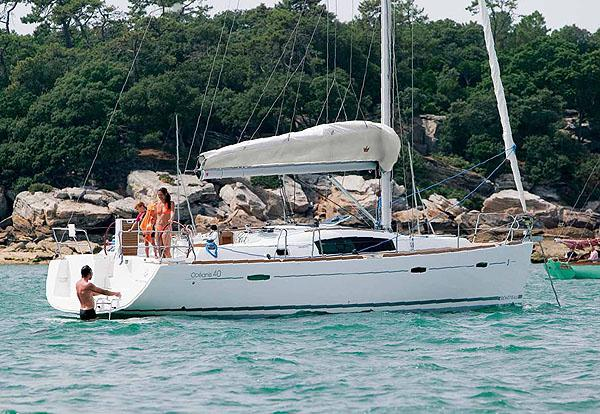 Boat for rent Bénéteau 39.0 feet in Aegean, Turkey