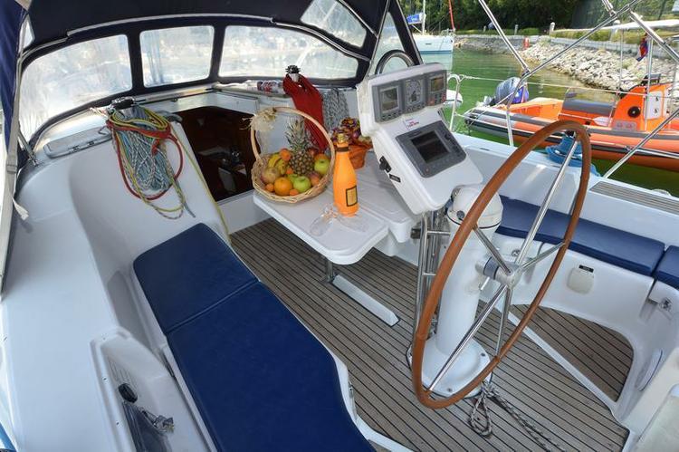 Beneteau boat for rent in Dubrovnik region