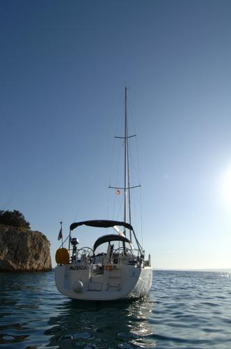 Boating is fun with a Beneteau in Šibenik region