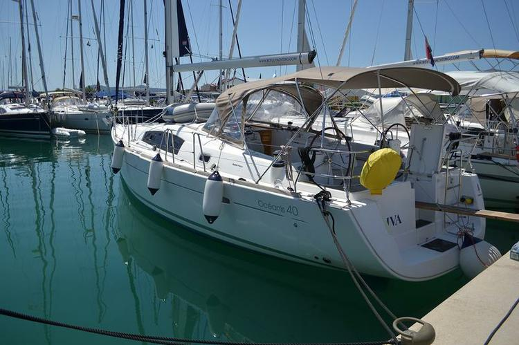Boating is fun with a Beneteau in Zadar region