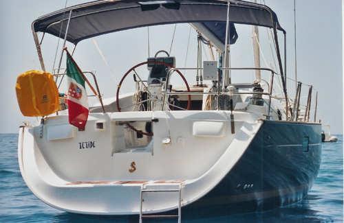 Boat for rent Bénéteau 42.0 feet in Campania, Italy