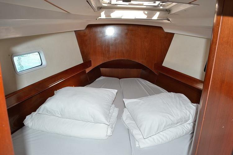 Beneteau boat for rent in Zadar region