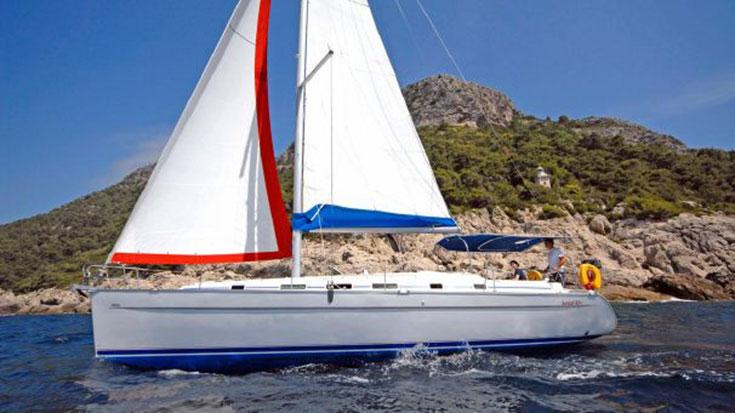 Beneteau boat for rent in Split region