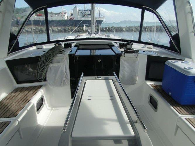 Beneteau boat for rent in British Virgin Islands