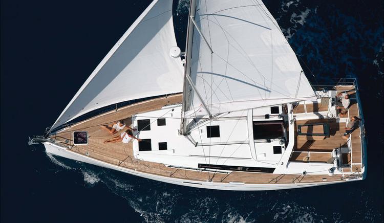 Boat for rent Bénéteau 45.0 feet in Aegean, Turkey