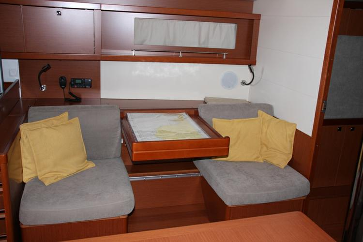 Boat for rent Bénéteau 45.0 feet in Marmaris Yacht Marina, Turkey