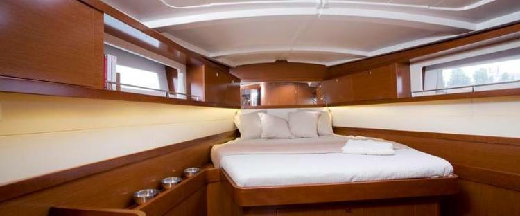 Boat for rent Bénéteau 45.0 feet in Marina Trogir - SCT,