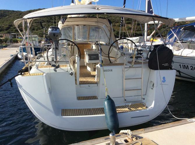 Beneteau boat for rent in Balearic Islands