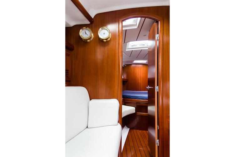 Beneteau boat for rent in Alcantara