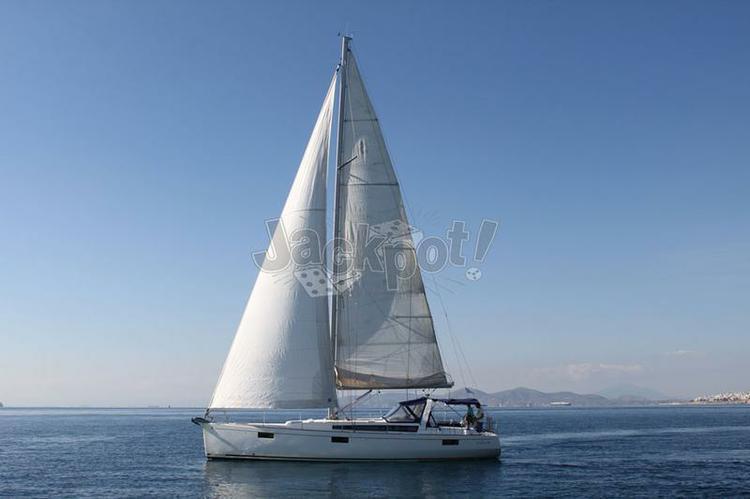Boat for rent Bénéteau 47.0 feet in Marina Alimos (Kalamaki), Greece
