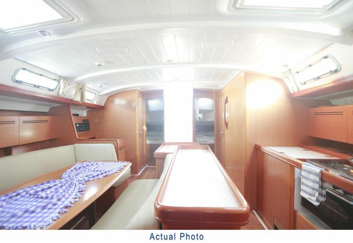 Boat for rent Bénéteau 51.0 feet in Aegean, Turkey