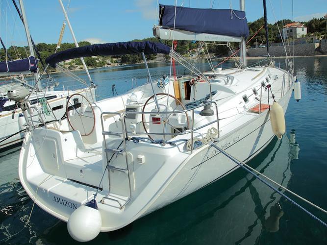 Boat for rent Bénéteau 51.0 feet in Split region, Croatia