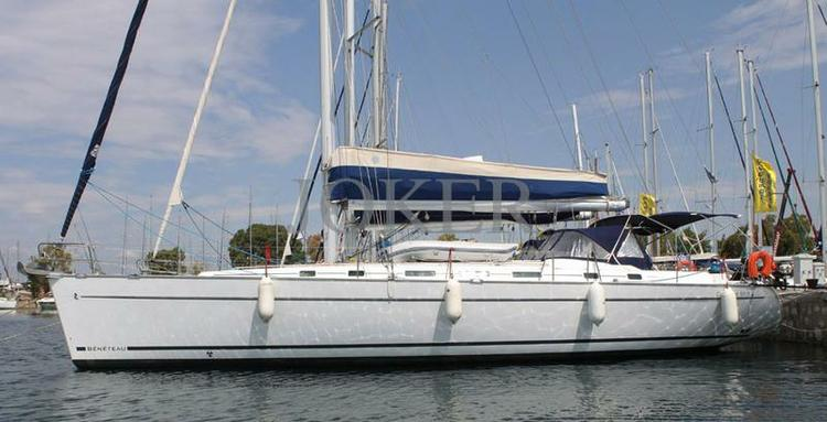 Rent this Bénéteau Cyclades 50.5 for a true nautical adventure