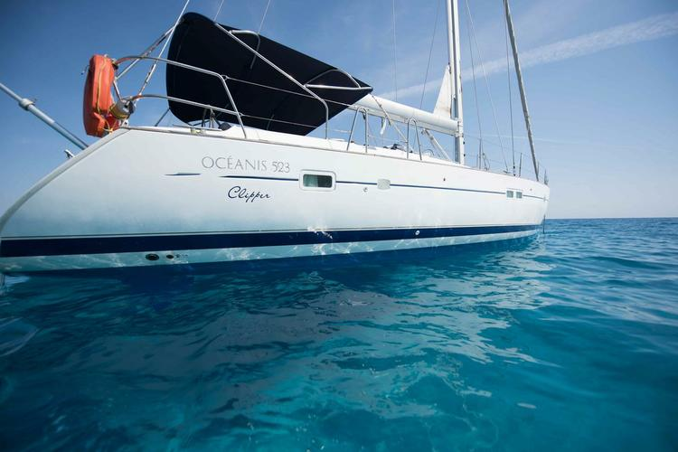 Enjoy Balearic Islands in style on our Bénéteau