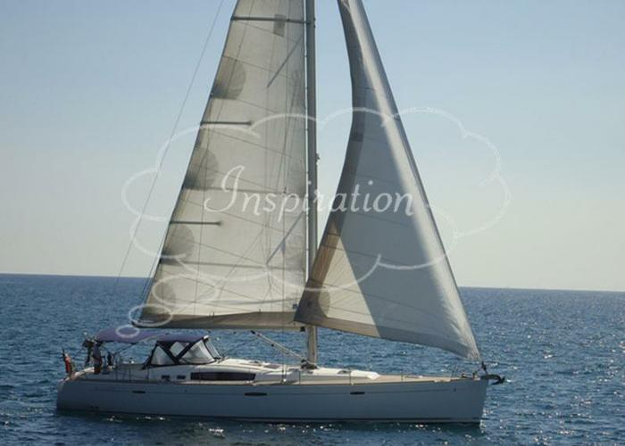 Boating is fun with a Beneteau in Saronic Gulf