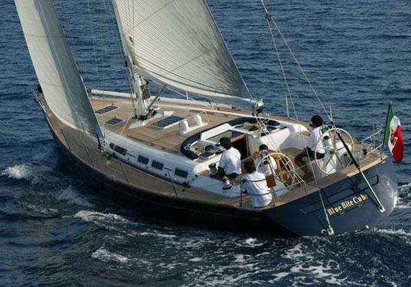 Boat for rent Cantiere Del Pardo (Grand Soleil) 48.0 feet in Marina Mandalina, Sibenik,