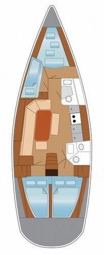 40.0 feet Cobra Yachts in great shape