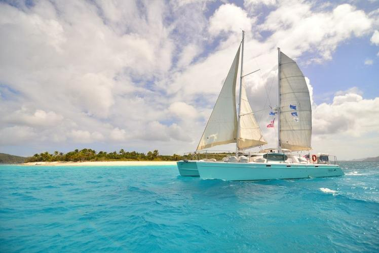 Explore the Hamptons on this Beautiful Catamaran