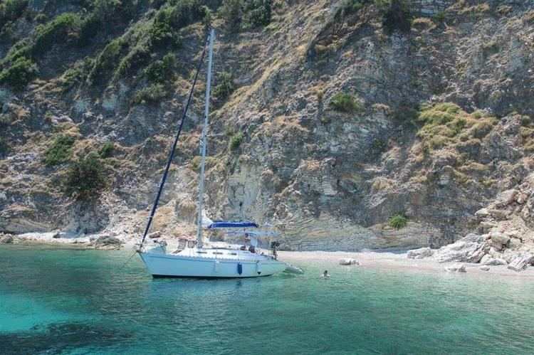 The best way to experience Ionian Islands is by sailing