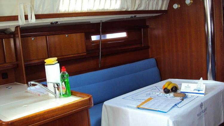 Dufour Yachts boat for rent in Istra