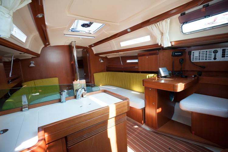 Dufour Yachts boat for rent in Macedonia