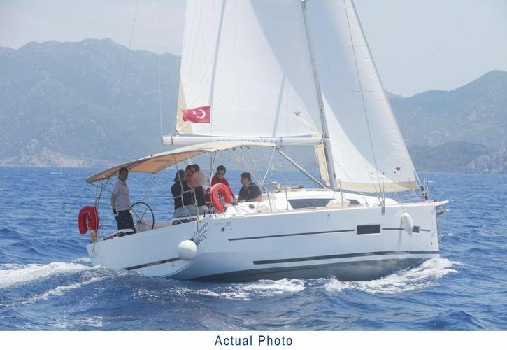 Dufour Yachts's 36.0 feet in Aegean
