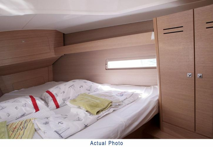 Boat for rent Dufour Yachts 36.0 feet in Aegean, Turkey