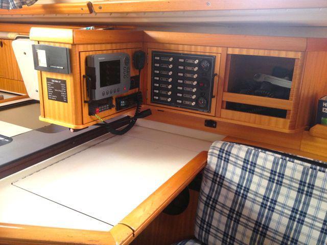 Dufour Yachts boat for rent in Primorska